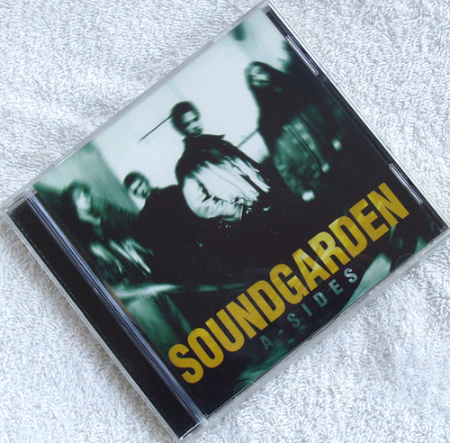 Alternative Rock  - Soundgarden A Sides Compilation CD 1997