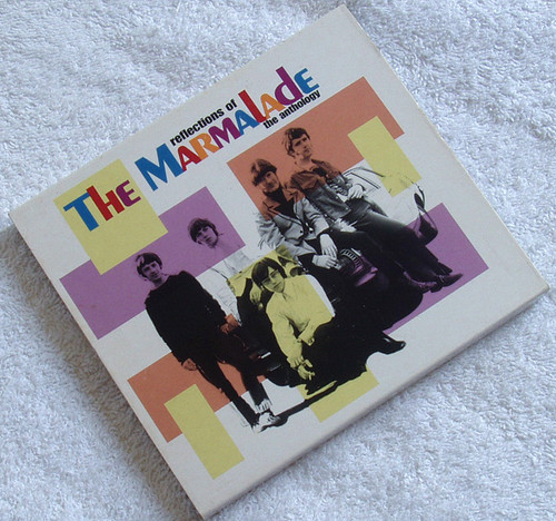 Rock Pop - The Marmalade Reflections Of (The Anthology)  CD