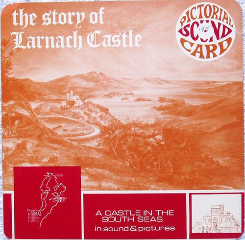 "NZ Marketing Media - Larnach's Castle Dunedin  7"" Flexidisc Souvenir"