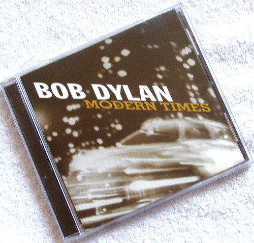 Blues Rock - Bob Dylan Modern Times CD 2006