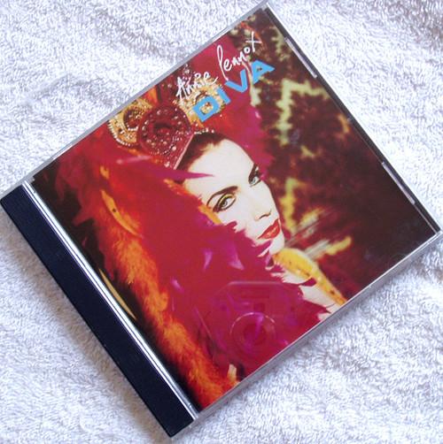 Pop Soul - Annie Lennox DIVA CD 1992