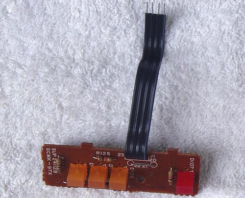 TECHNICS SA-104 Receiver Front Panel LEDs  SPARE PART