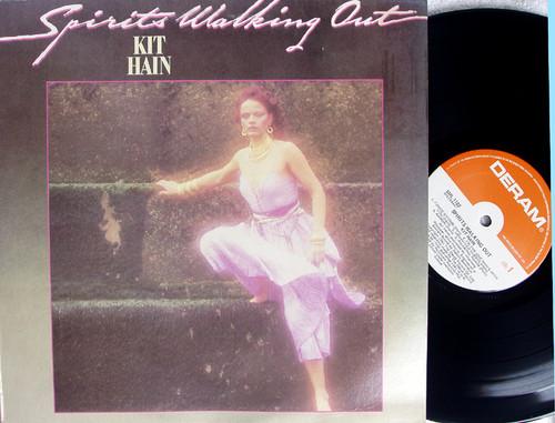 Art Rock - KIT HAIN Spirits Walking Out  Vinyl 1981