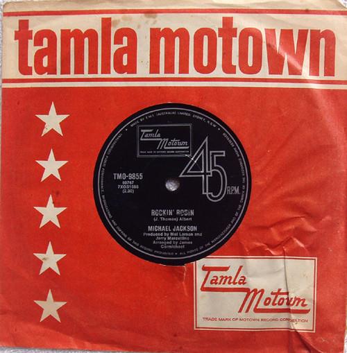 "Funk Soul - MICHAEL JACKSON Rockin' Robin  7"" Vinyl 1972"