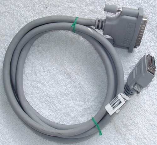 HEWLETT PACKARD Parallel Printer Cable 8210-8668 180cm USED