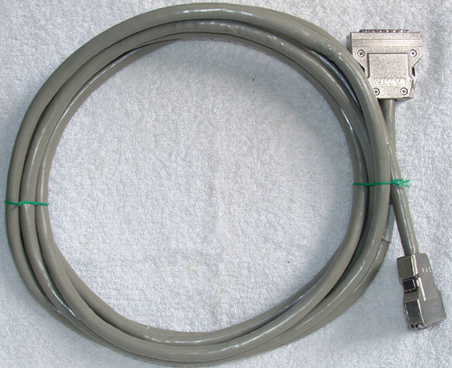 COMPAQ External SCSI-2 Cable P/N 146745-004 12 Feet/365cm (USED)