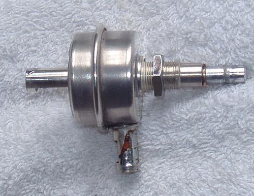 PHILIPS  5322 105 40007 RF Attenuator (75 Ohm) Panel Mounting