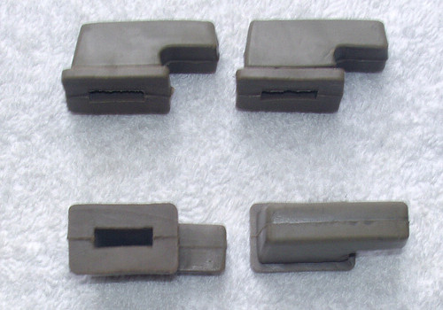PHILIPS PM 5519 4x Original Rubber Enclosure Feet (PART ONLY)