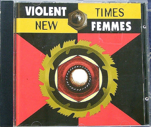 Alternative Rock -  VIOLENT FEMMES New Times CD 1994
