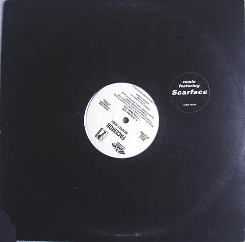 "Gangsta Hip Hop - FACEMOB Respect Rude 12""  Vinyl 1996"