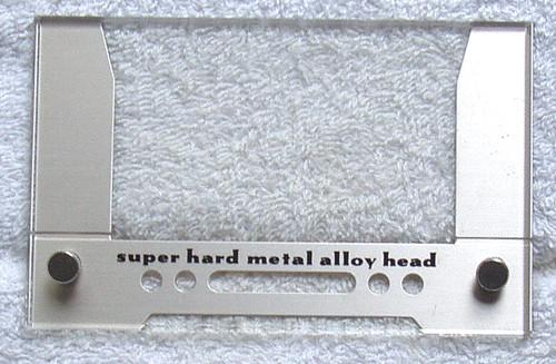 MARANTZ Cassette Deck Model: SD 1015  Door Window & Escutcheon  SPARE PART