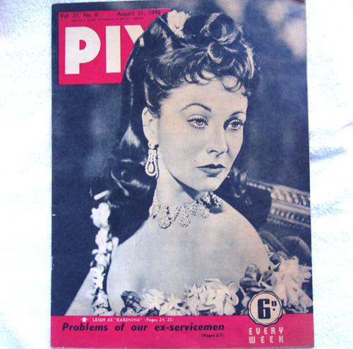 Australian Magazine - PIX (August 21 1948)