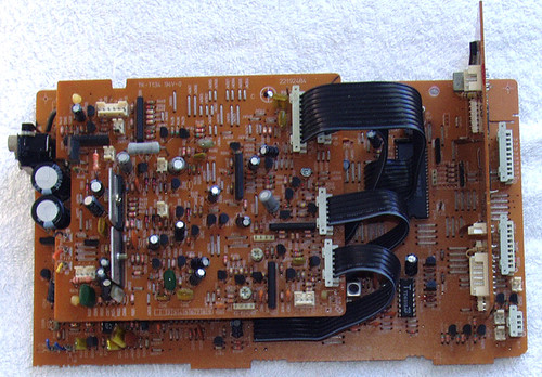NAD CD Player Model: 5255  Main PCB's (2)  SPARE PART