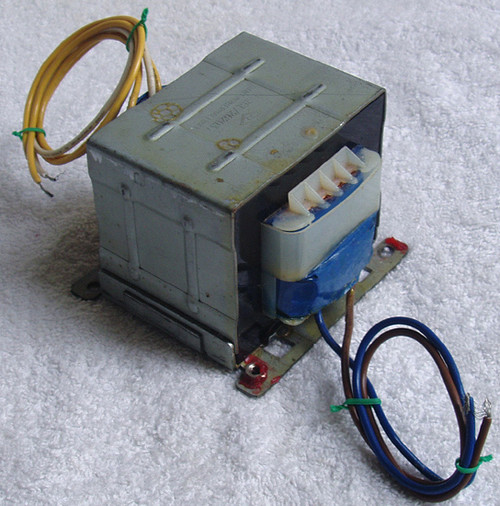 PIONEER Sub Woofer AC Power Transformer 240V => 27-0-27 SPARE PART (TESTED)
