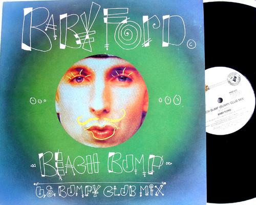 """Acid House - BABY FORD Beach Bump 12""""  Vinyl 1990"""
