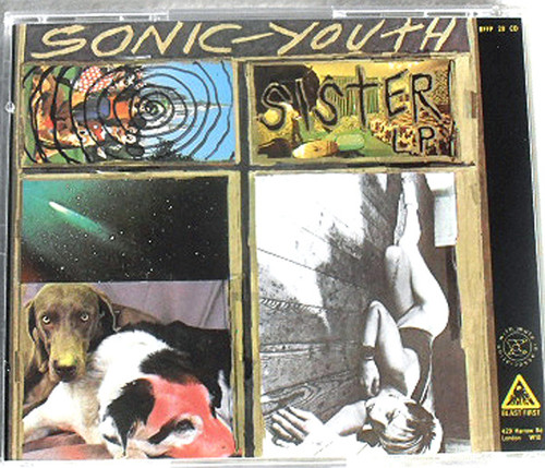 Art Rock - The Sonic Youth Sister CD 1987