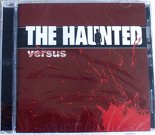 Metal - THE HAUNTED  Versus CD 2008