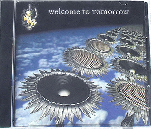 Euro House - SNAP  Welcome To Tomorrow CD 1994