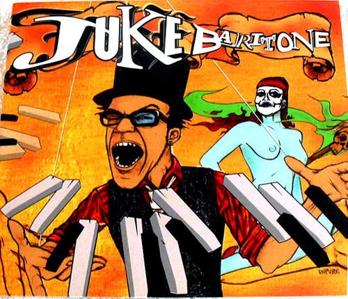 Jazz - JUKE BARITONE  Self Titled CD Digipak 2007