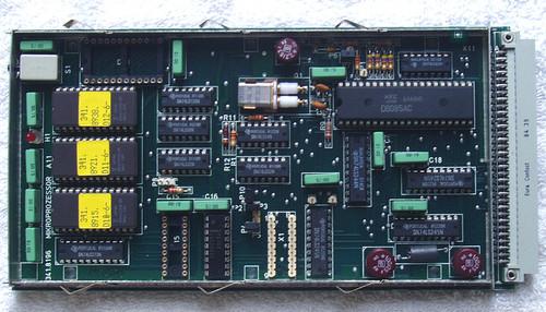 Broadcast Test Equipment ROHDE & SCHWARZ UPSF2 SPARE MODULE Microprocessor
