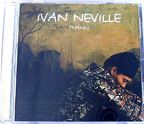 Blues Rock - IVAN NEVILLE Thanks (Guitar - Keith Richards) CD 1995