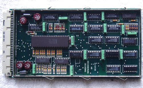 Broadcast Test Equipment ROHDE & SCHWARZ UPSF2 SPARE MODULE Pulse Decoder