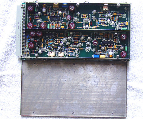 Broadcast Test Equipment ROHDE & SCHWARZ UPSF2 SPARE MODULE Amplifier 2
