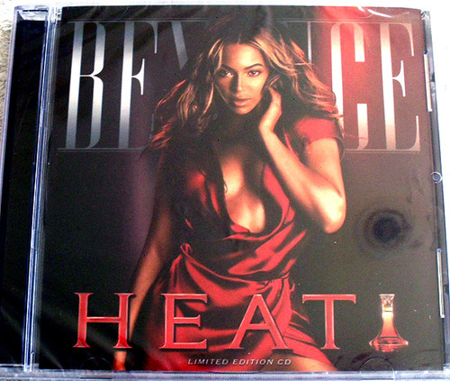 RnB House - BEYONCE Heat CD (Limited Release) 2011 (NEW SEALED)