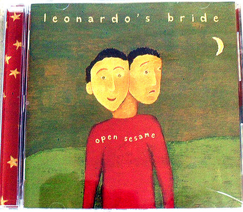 Pop - LEONARDO'S BRIDE Open Sesame CD 2000