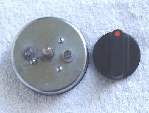 SPARE PART - Commercial GOLD MEDAL BELGIAN WAFFLE MAKER Clockwork Timer With Knob