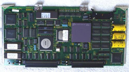 PDC Test Equipment ANRITSU MD1623B  SPARE MODULE Main CPU
