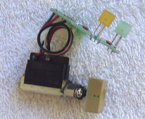 ANRITSU SPARE PART Front Panel On-Standby Switch Assembly