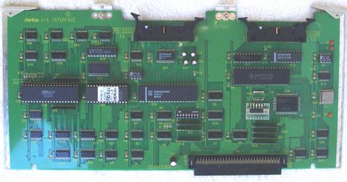 PDC Test Equipment ANRITSU MD1623B  SPARE MODULE A15 Interface