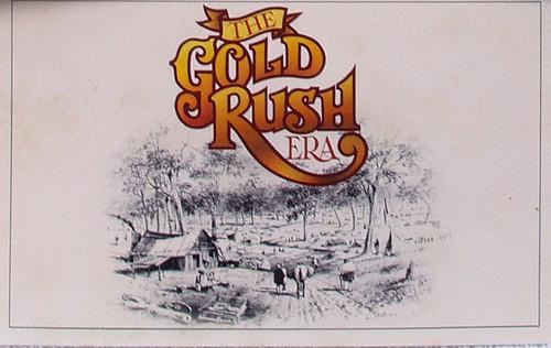Late 1980's AUSTRALIA POST Stamp Pack The Gold Rush Era (Pack 78)