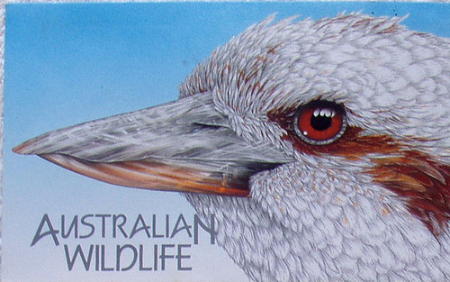 1980's AUSTRALIA POST Stamp Pack Australian Wildlife