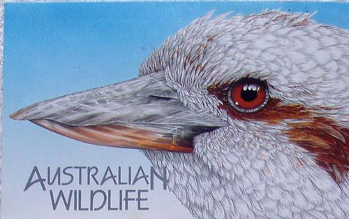 1980's AUSTRALIA POST Stamp Pack Australian Wildlife