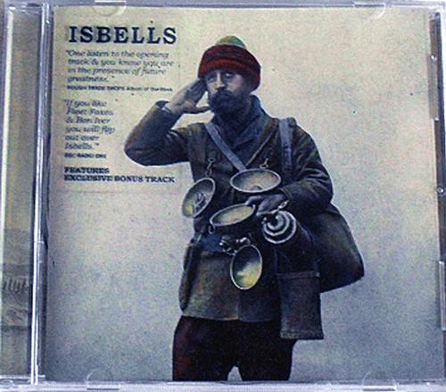 Indie Folk Rock - ISBELLS  Self Titled CD 2010