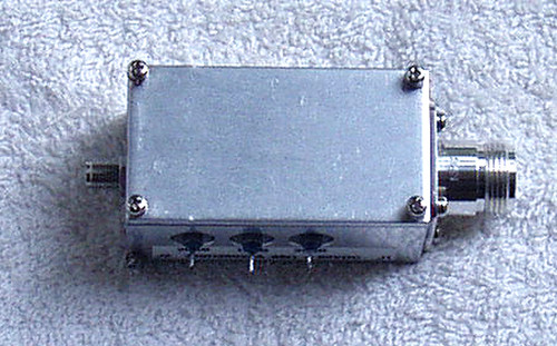ANRITSU Programmable In-Line Attenuator 0 - 2Ghz 0-50dB (Used Working)