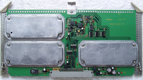 Test Equipment ANRITSU MD1623B  SPARE PART IF Module