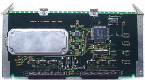 SPARE MODULE Test Equipment ANRITSU MD1623B  Demodulator