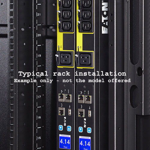 EATON USA ePDU VPC2864 Rack Managed Power Distribution