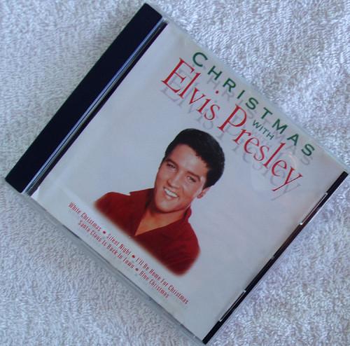 Vocal Ballads - ELVIS PRESLEY Christmas With Elvis Presley CD 2008