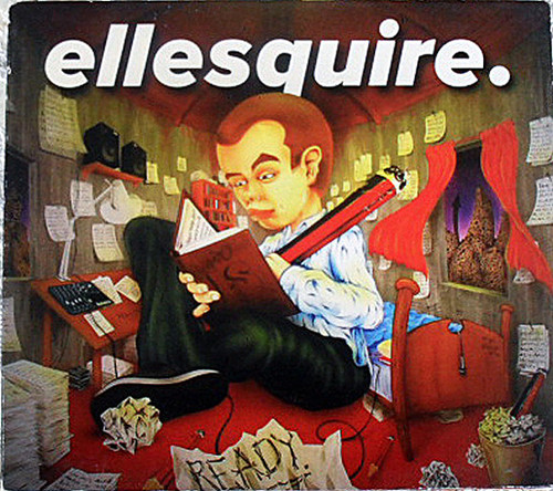 Hip Hop - ELLESQUIRE (L Simmons) Ready CD 2011