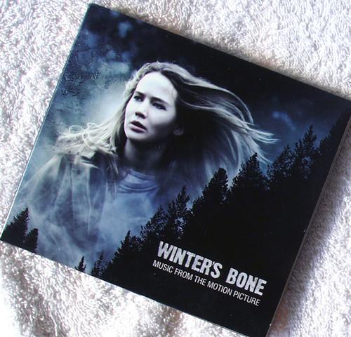 Film Soundtrack - WINTER'S BONE Marideth Sisco etc CD (Digipak) 2010