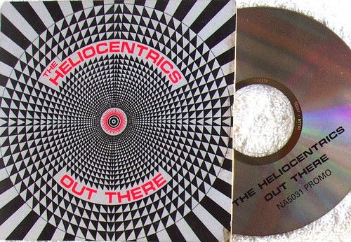 Experimental Funk Psych - THE HELIOCENTRICS Out There CD (Card Sleeve) 2007