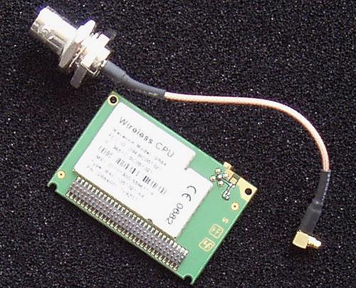 WAVECOM GR64 GSM/GPRS Wireless CPU Module