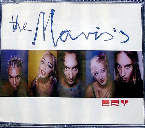 Pop Rock - THE MAVIS'S Cry CD Single 1997