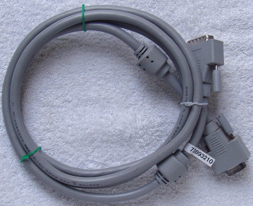 Old Genuine NEC VGA Video Monitor Cable Part# 73893210