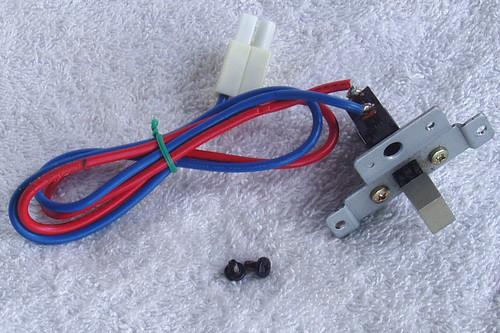YAMAHA YP40 Clavinova Spare Part AC Power Switch Assembly With Knob