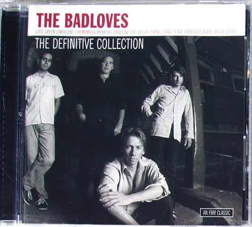 Rock - THE BADLOVES The Definitive Collection CD 2004 (NOS)